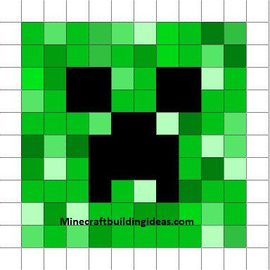 Minecraft Art Party