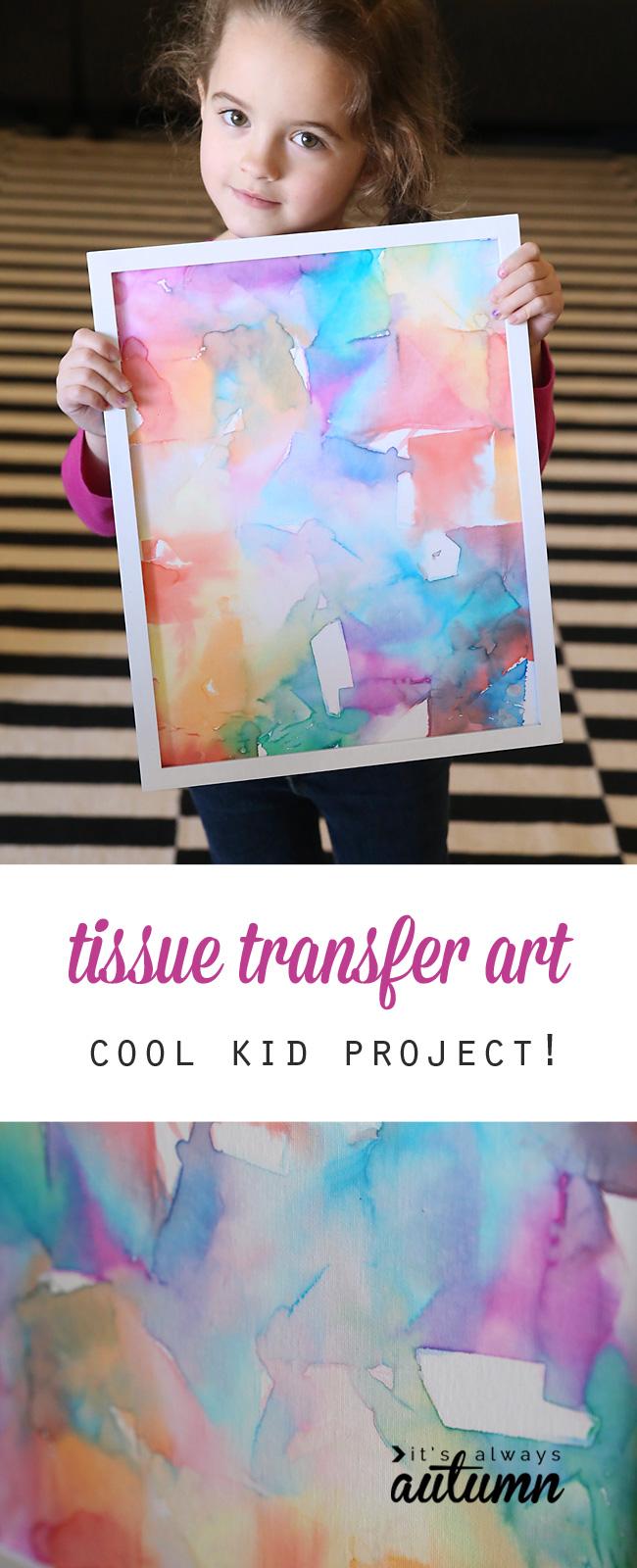 Creative Tissue Paper Art Workshop
