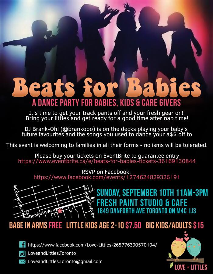 baby dance party