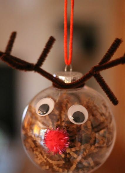 Make Your Own Holiday Ornament