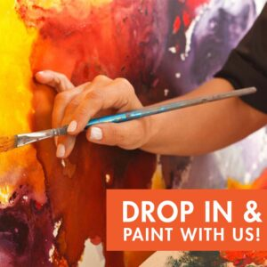Drop in Painting Toronto Art Studio
