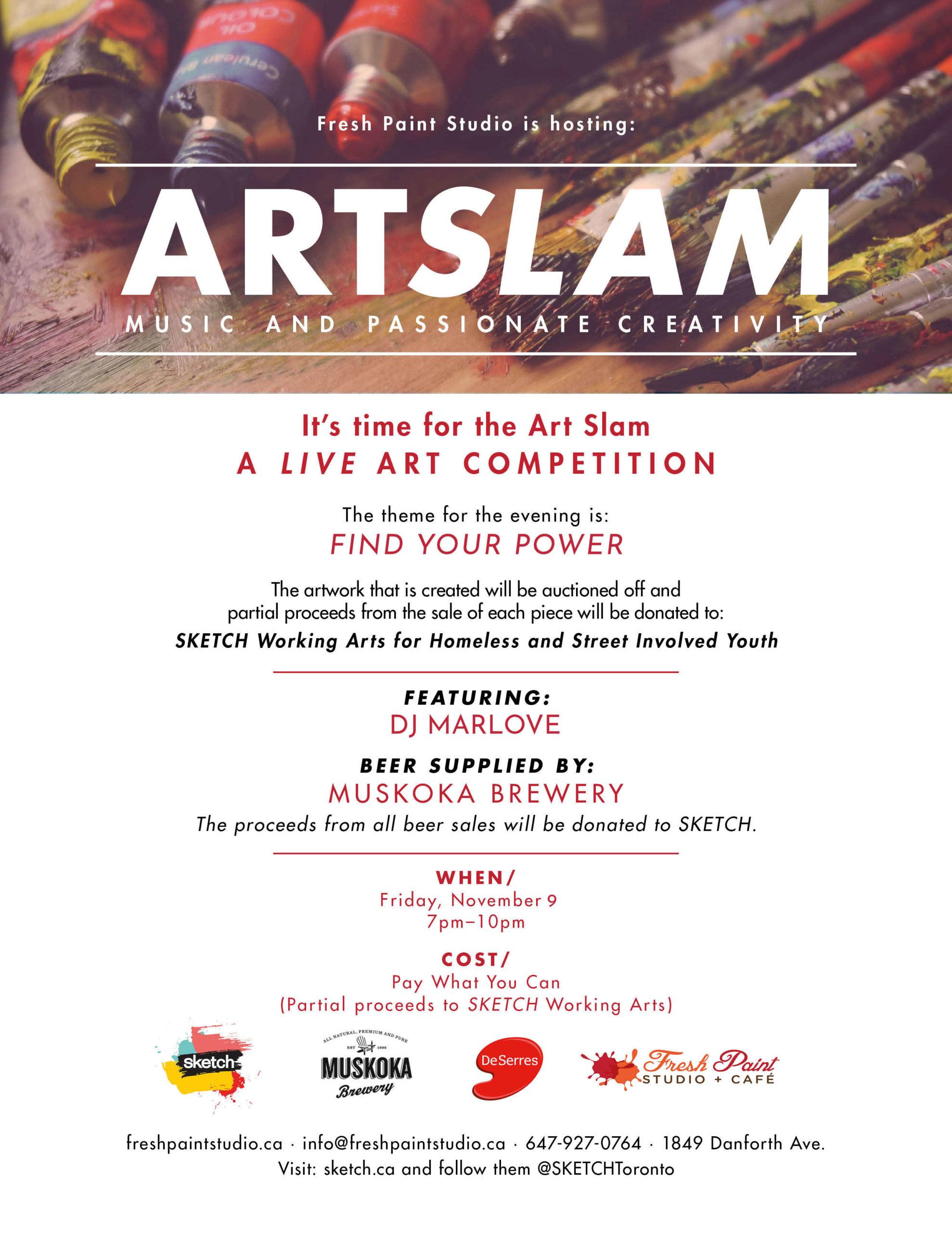 The ART SLAM