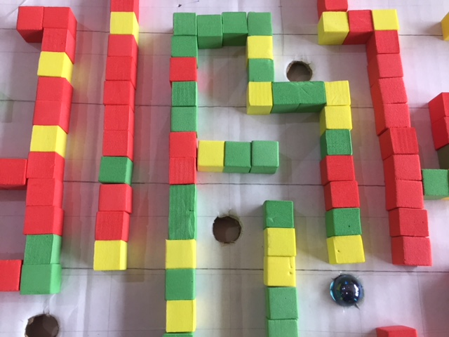 Make a Marble Maze Workshop