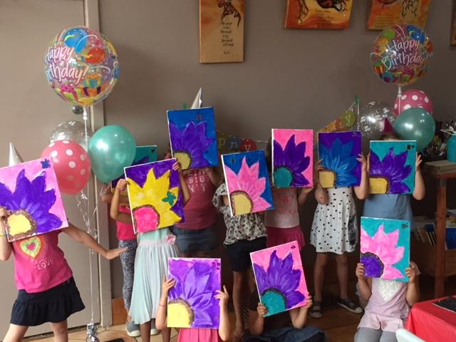Kids painting Parties| Toronto