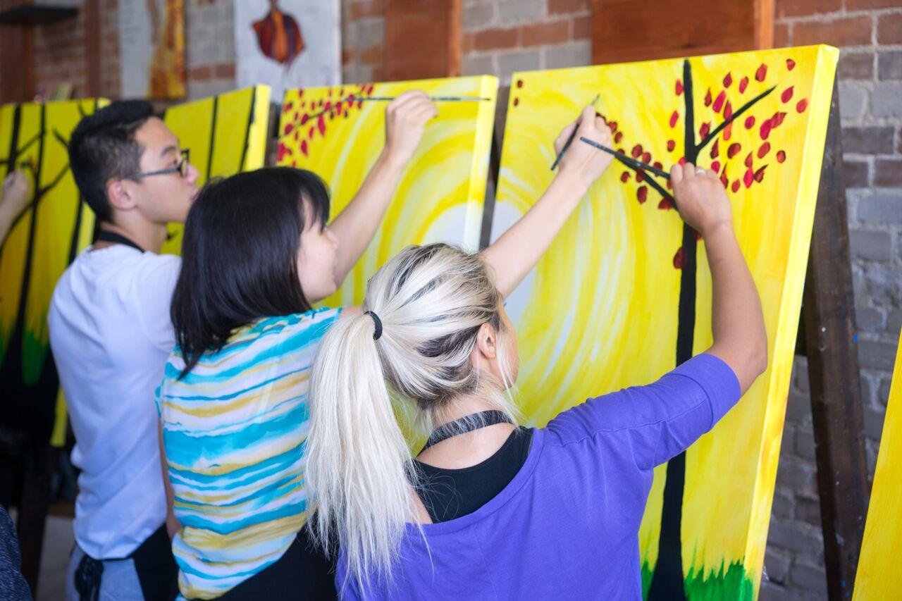 Toronto Paint Parties