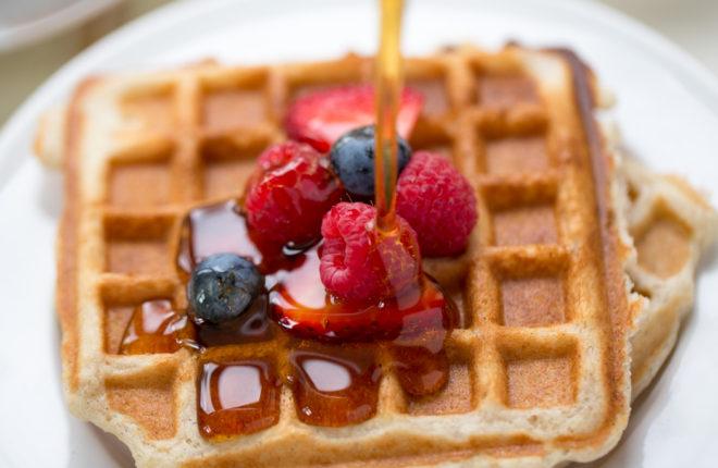 Waffle Wednesdays - Freestyle Painting