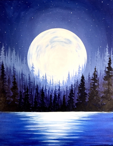 paint night toronto