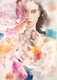 Watercolour Portrait & Figurative Course - Intermediate