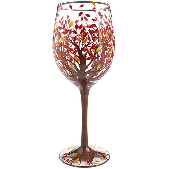 wine glass painting toronto