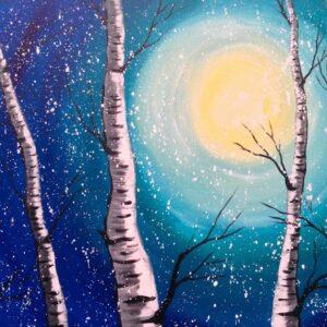 paint night toronto