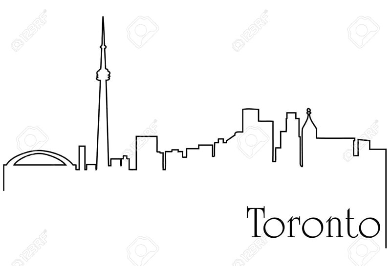 Toronto Skyline (ages 8+)