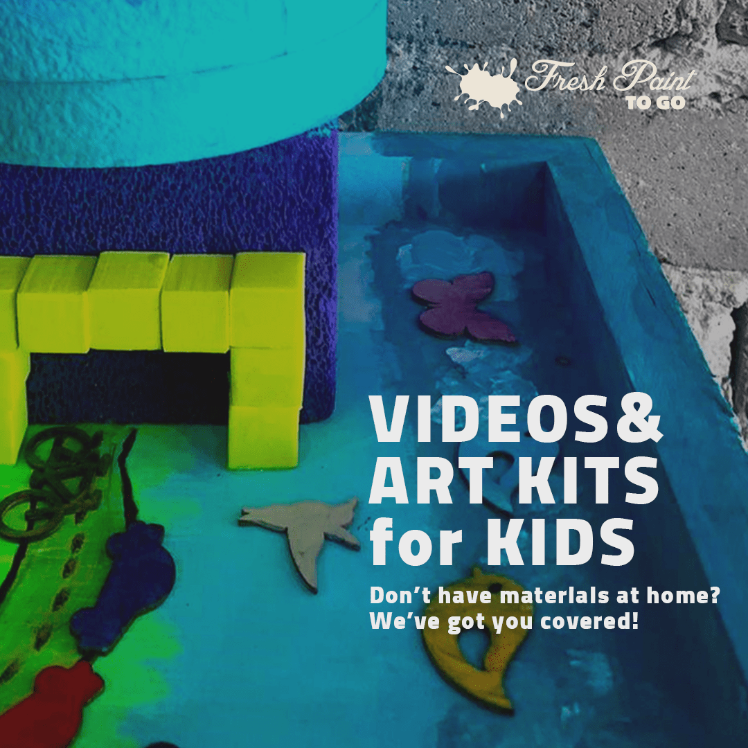 Videos & ArtKits Castle-KIDS_