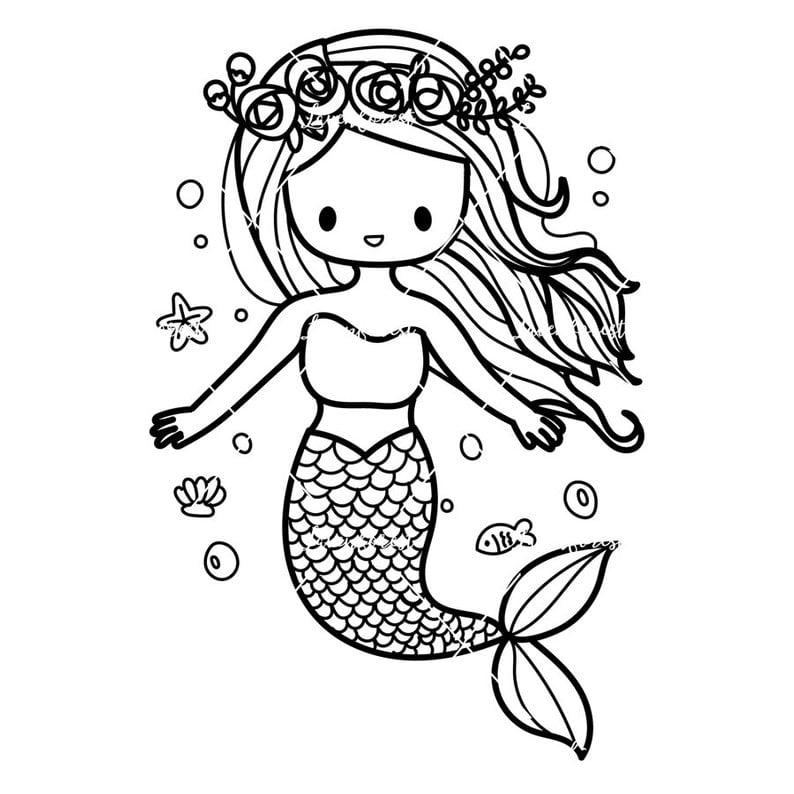 Mermaid Magic (ages 4+)