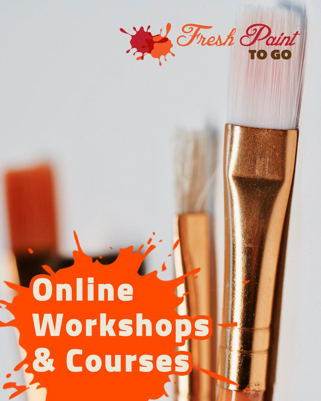 Online Workshops_Stroke Splatter
