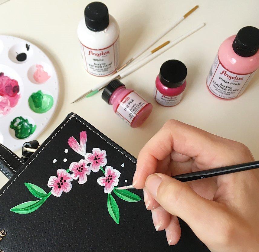 Leather Painting Virtual Workshop