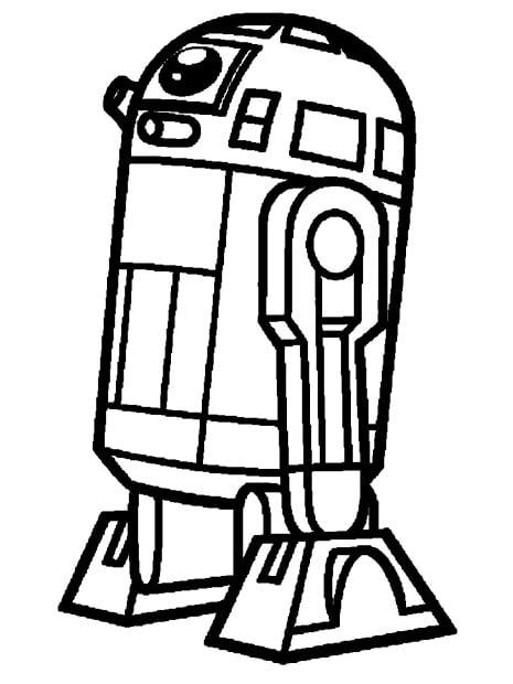 Star Wars - R2D2 (ages 4+)
