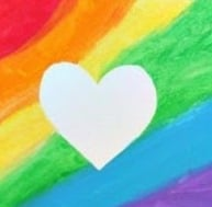Rainbow Heart Kit (ages 2+)