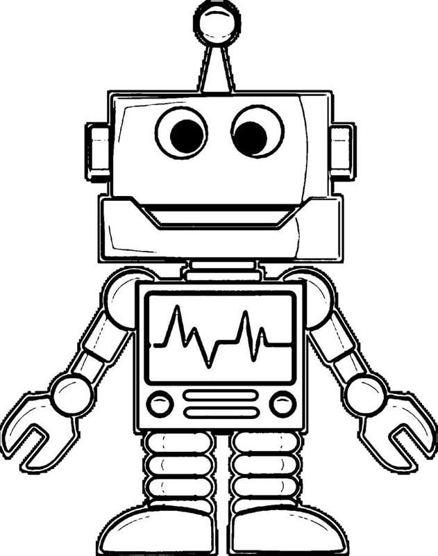 Robot (ages 4+)