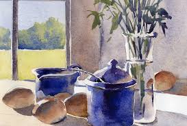 Watercolour Still Life Course - Beginner