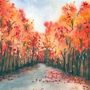 Watercolour Landscapes Exploration Course