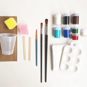 Adult Workshops Art Kits