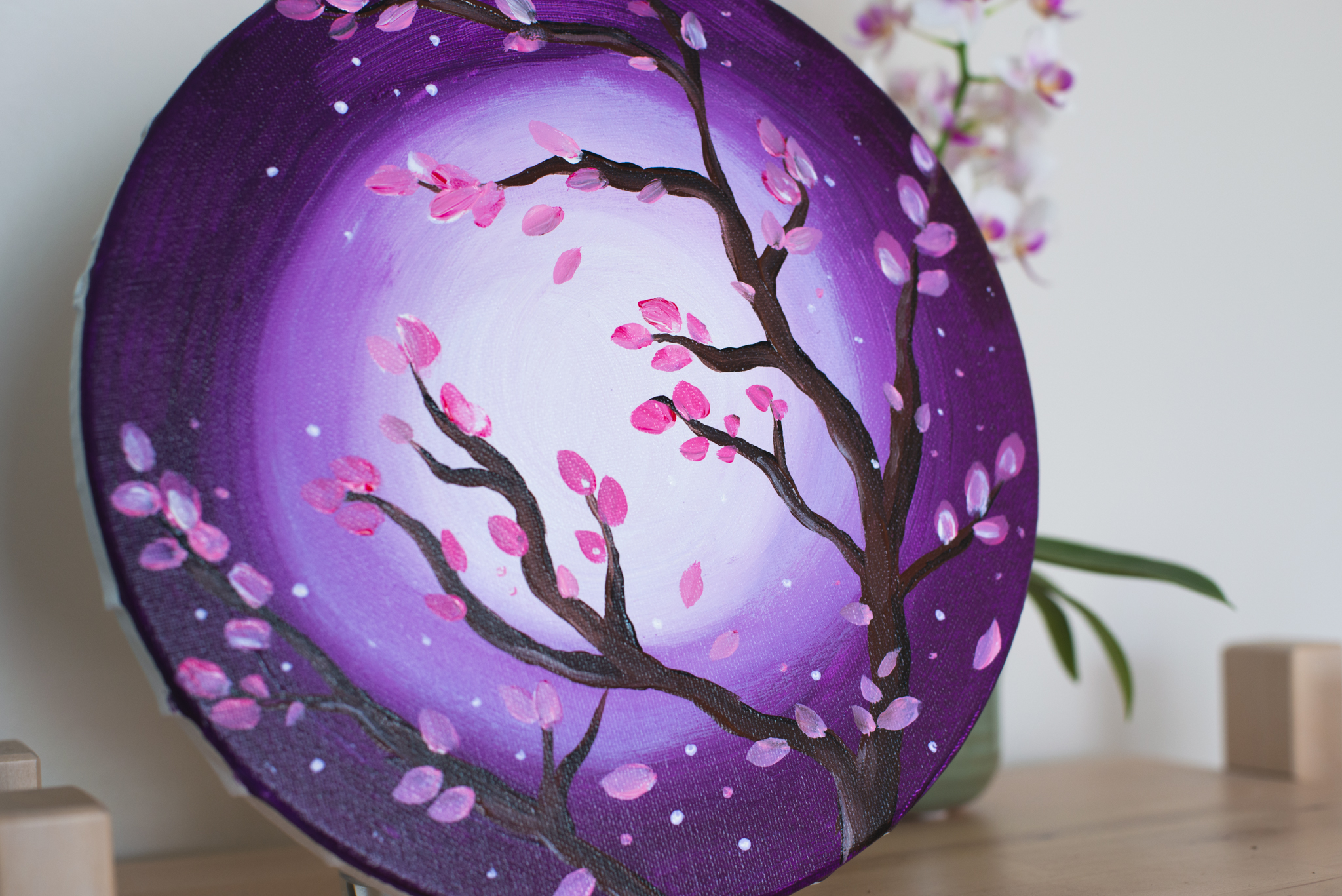 FPS_MothersDay Circle Painting