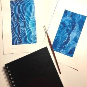 Virtual Watercolour Journaling Course - Beginners