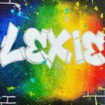 Graffiti Name Art Sample