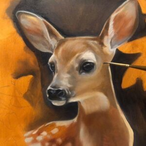 Painting Animals in Acrylics Virtual Course - Beginner